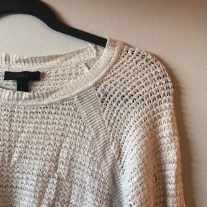 J. Crew Sweaters - Cream J. Crew sweater